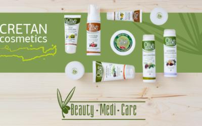 Neue Olivenöl-Kosmetika aus Kreta