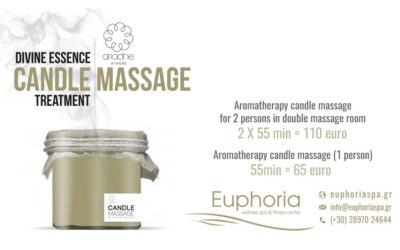 Candle Massage Treatment